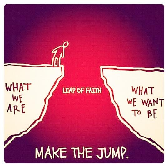Leap with Faith_Tyrone Smith_positive_music