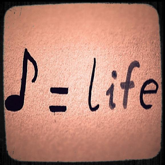 Music equals Life_Tyrone Smith_tyrone smith music_art_music_positive