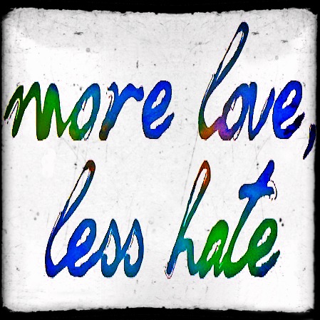 More Love-Less Hate-Tyrone-Smith-Positive-Smile-Friday-Work-Dream