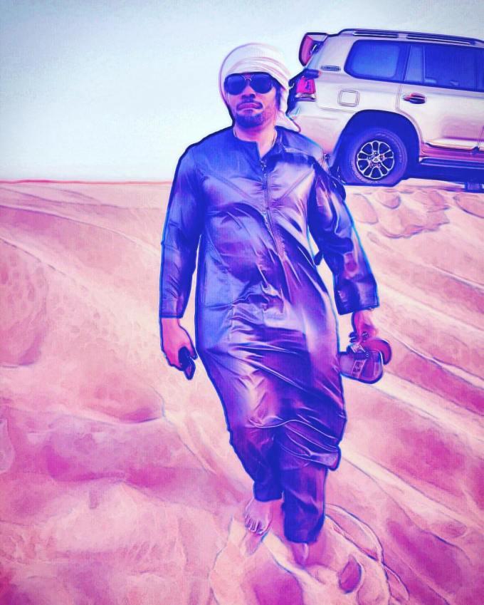 Mind Over Matter Tyrone Smith UAE la prairie toyota Al Hatta Dessert nyc music social media influencer Coach