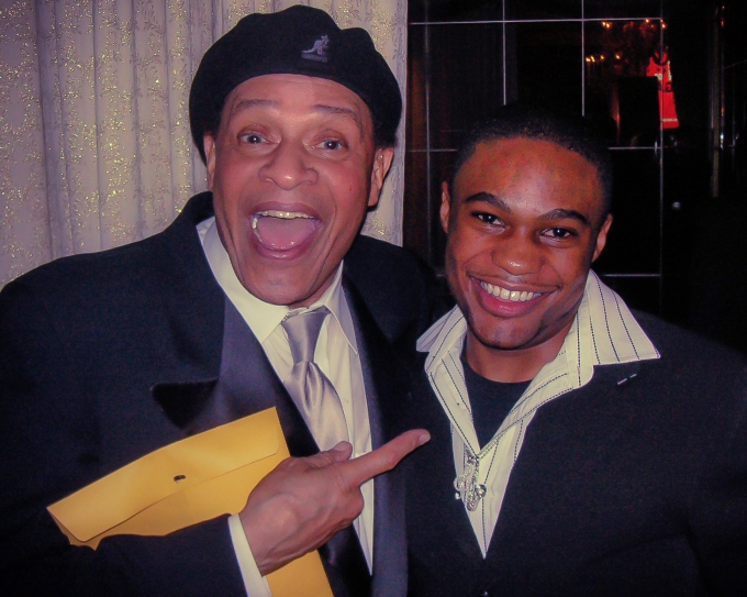 Rest In Power Al Jarreau Forever Grateful Tyrone Smith